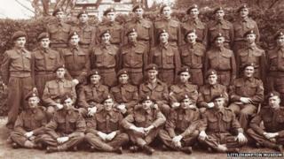 30 Assault Unit in Littlehampton in 1944