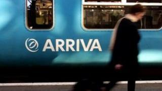 Arriva train