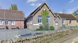 Whitbourne CofE Primary School site