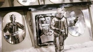 An old Cyberman