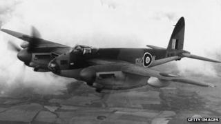 RAF Mosquito circa 1943