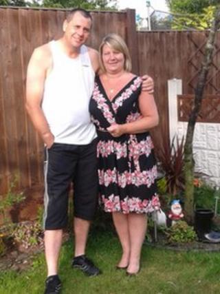 Jeff and Debbie Argent
