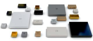 The components of Phonebloks