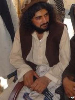 Latif Mehsud in Oct 2009