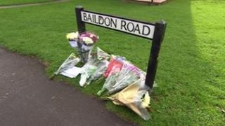 Flowers at Baildon Road