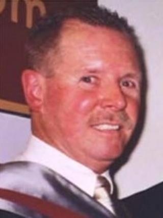 Constable Stephen Carroll