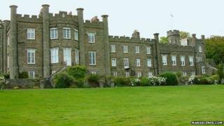 The Nunnery, Douglas Isle of Man