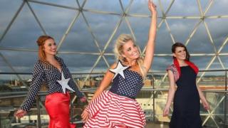 Miss Ulster entrants