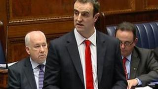 Environment Minister Mark H Durkan may withdraw his Planning Bill