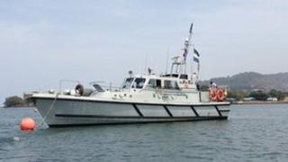 Manx boat