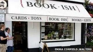 The Book-ish bookshop