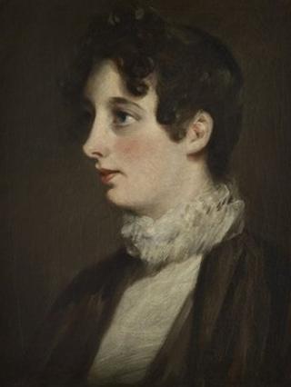 Portrait of Laura Moubray