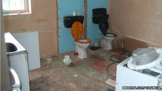 Toilet facilities at Hamza Poultry Limited