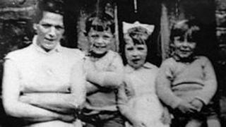 Jean McConville and family