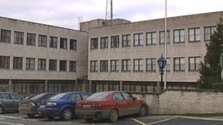 Monaghan police station