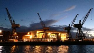 BAE Systems' Govan shipyard will not be closed, BBC political editor Nick Robinson understands