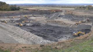 Huntington Lane mine