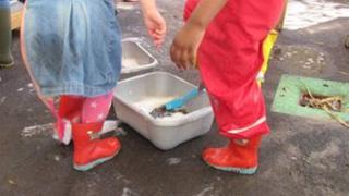 Boot washing