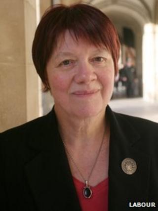 Joan Walley