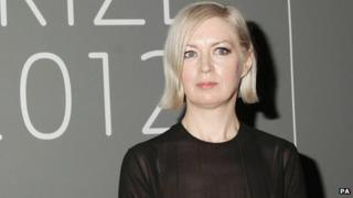 Elizabeth Price won the £25,000 Turner Prize in 2012