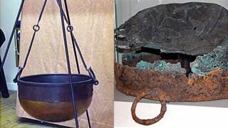 Chiseldon cauldrons