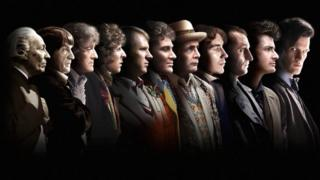 All the Doctor Who Doctors from William Hartnell to Matt Smith