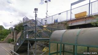 Nailsea and Backwell station