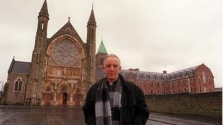 Father Alec Reid