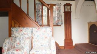 Wendy house living room
