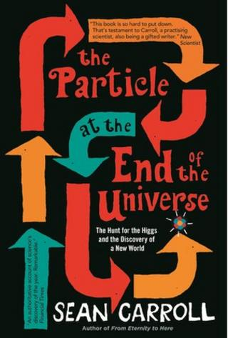 The Particle at the End of the Universe book cover