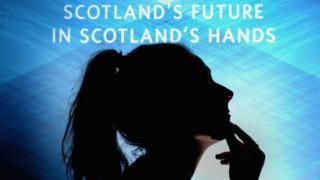 The SNP see the White Paper as a prospectus for independence