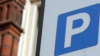 Five hours parking will cost £1 in 95 car parks operated by the Department for Regional Development.