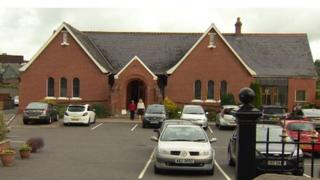 The dispute, that has split Ballynahinch Congregational Church, has been going on since September.