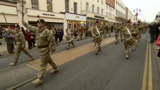 1st Battalion The Royal Regiment of Fusiliers