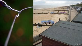 trip wire and Frinton