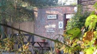 Disused Fangfoss Station