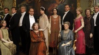 Cast of Downton Abbey