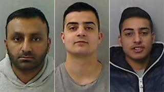 Shakil Munir, Sakib Ahmed and Ateeq Latif will be sentenced at a later date