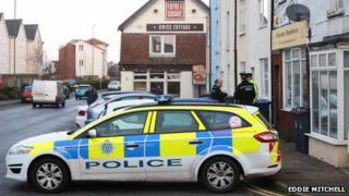 Shoreham machete attack