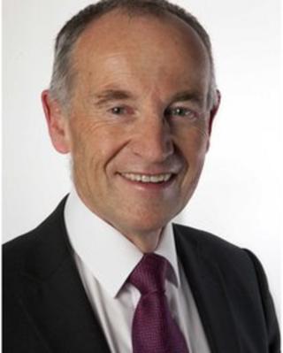 John Corey interim chair of the Northern Ireland Human Rights Commission