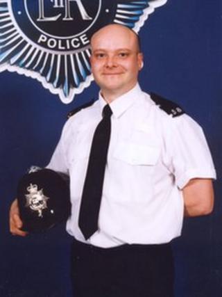 PC Jonathan Henry