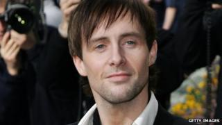 Ian 'H' Watkins from Steps
