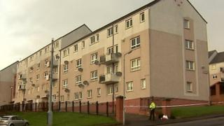 Flat in Clydebank in West Dunbartonshire