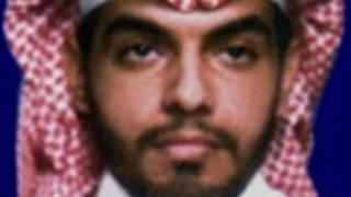 Image released by Saudi authorities purportedly showing Majid al-Majid