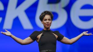 Alicia Keys May 2013