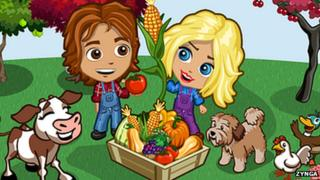Farmville promotional image
