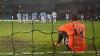 West Ham goalkeeper Adrian