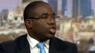 David Lammy MP