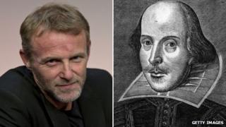 Jo Nesbo and William Shakespeare