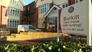 Burkitt Care Home